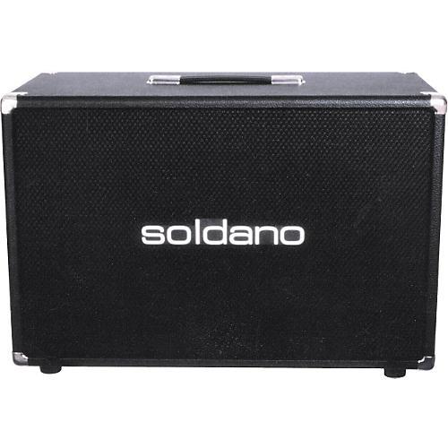 Soldano 2x12 Speaker Cabinet thumbnail