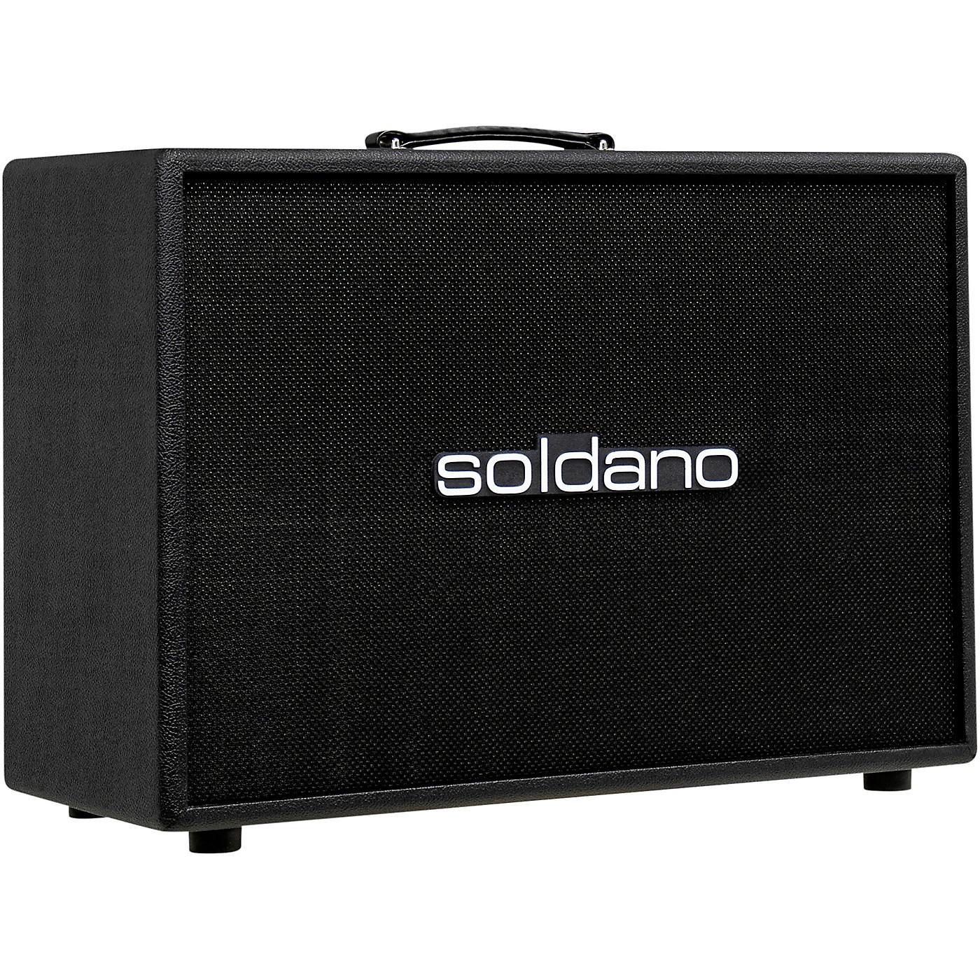 Soldano 2x12 Straight Vintage 30 Cab thumbnail
