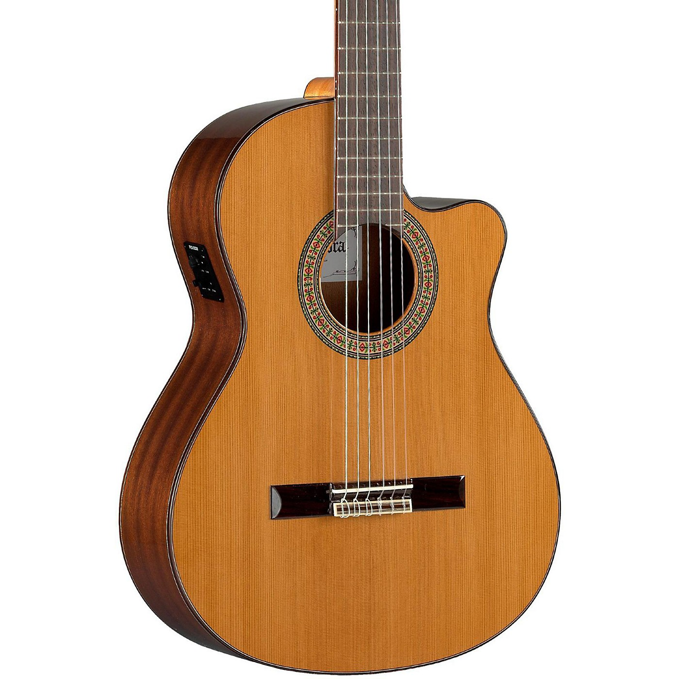 Alhambra 3 C CW Classical Acoustic-Electric Guitar thumbnail