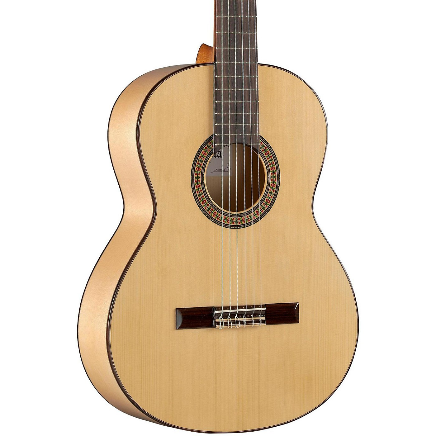 Alhambra 3 F Flamenco Acoustic Guitar thumbnail