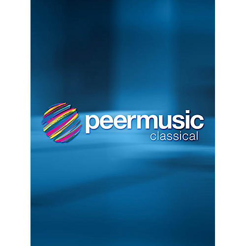 Peer Music 3 Madrigals (SATB) SATB Composed by David Diamond thumbnail
