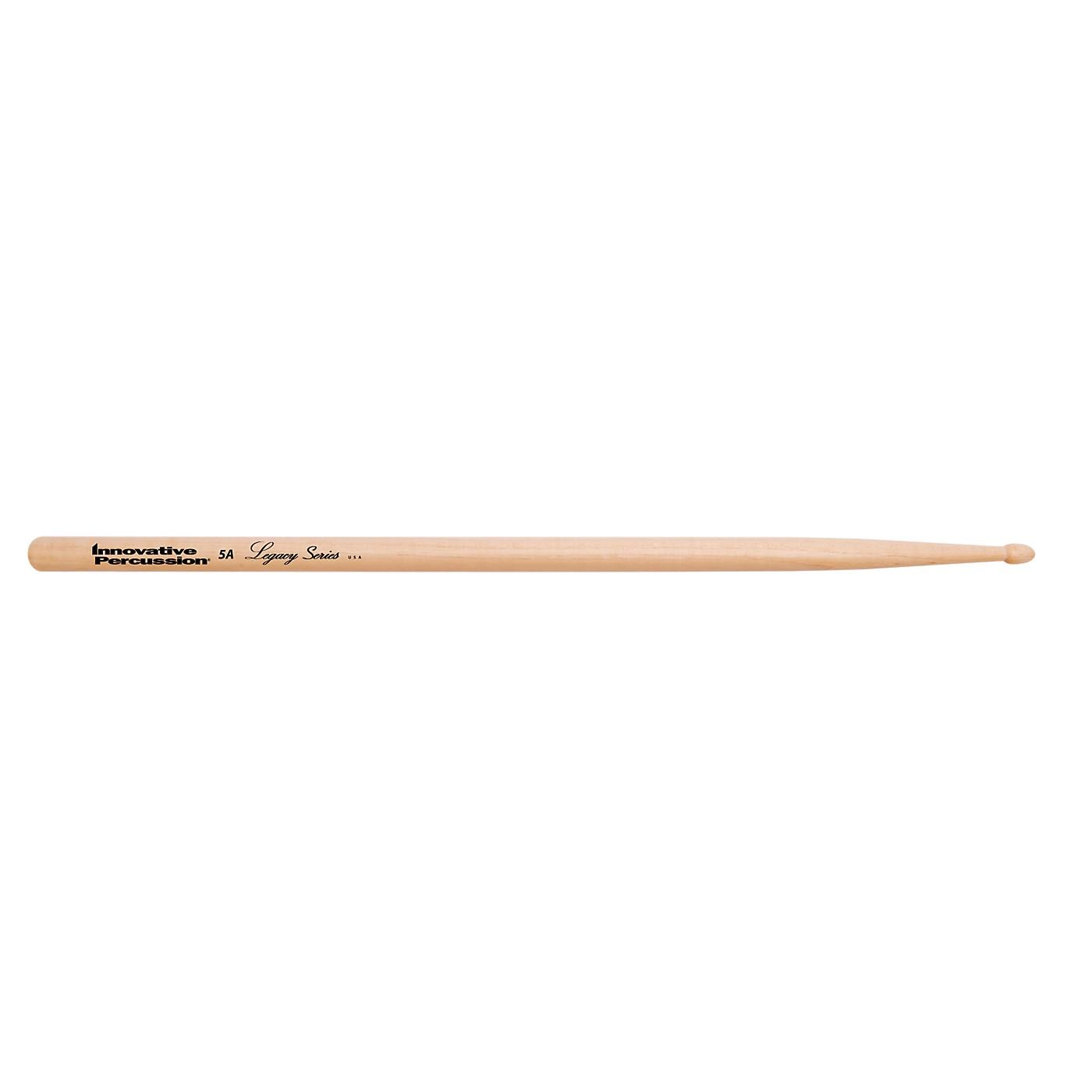 Innovative Percussion 3 Pair Legacy with Free Chad Wackerman Signature Drum Sticks thumbnail