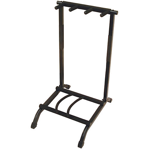 On-Stage 3-Space Foldable Multi Guitar Rack thumbnail