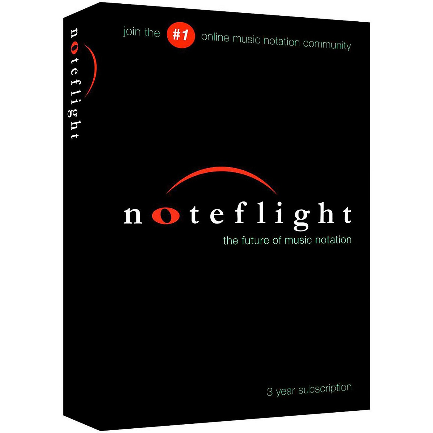 Noteflight 3-Year Subscription thumbnail
