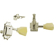 Kluson 3-per-Side Tuning Machines