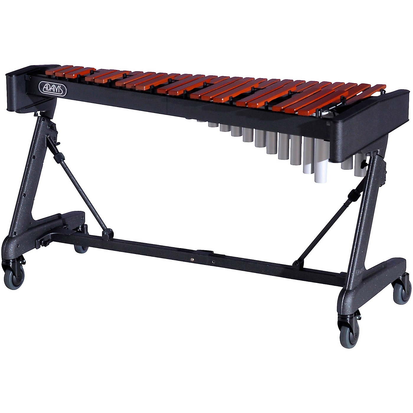 Adams 3.5 Octave Soloist Series Synthetic Bar Xylophone with Apex Frame thumbnail