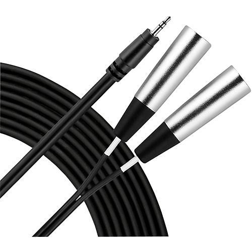 Livewire 3.5mm TRS Dual XLR(M) Patch Cable thumbnail