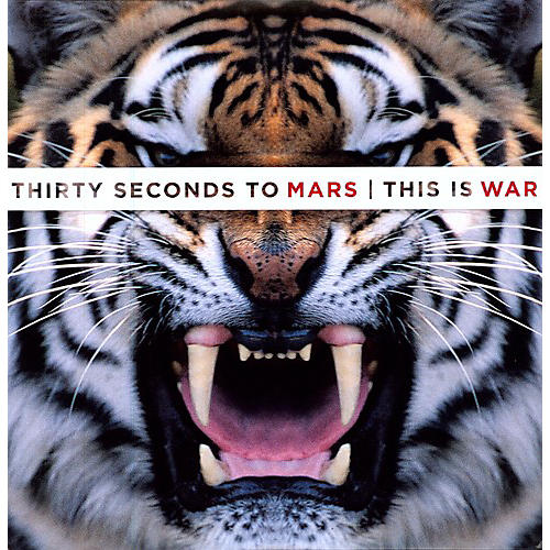 Alliance 30 Seconds to Mars - This Is War [LP and CD] thumbnail