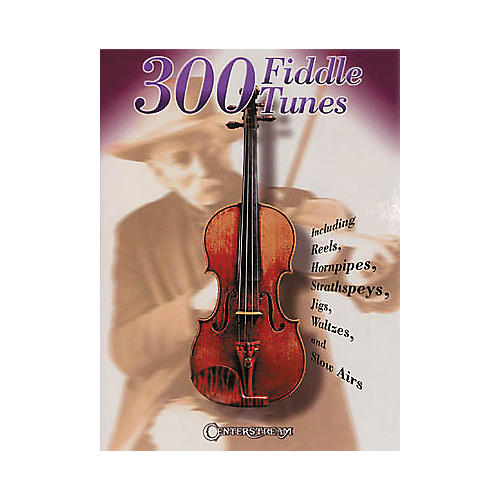 Centerstream Publishing 300 Fiddle Tunes Songbook thumbnail