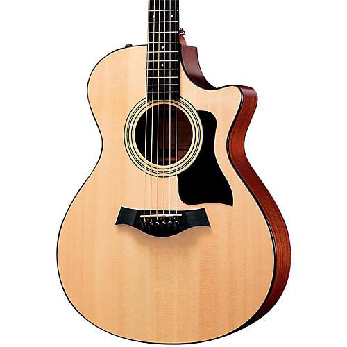 Taylor 300 Series 312ce Grand Concert Acoustic-Electric Guitar thumbnail