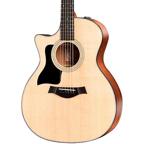 Taylor 300 Series 314ce-LH Grand Auditorium Left-Handed Acoustic-Electric Guitar thumbnail