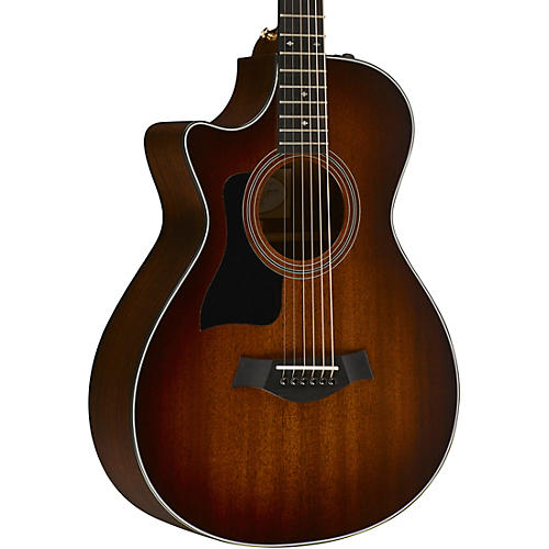 Taylor 300 Series 322ce 12-Fret Grand Concert Left-Handed Acoustic-Electric Guitar thumbnail