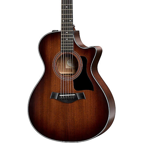Taylor 300 Series 322ce Grand Concert Acoustic-Electric Guitar thumbnail