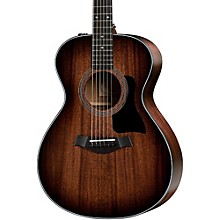 Taylor 300 Series 322e-SEB Grand Concert Acoustic-Electric Guitar