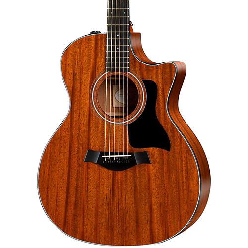 Taylor 300 Series 324ce Grand Auditorium Acoustic-Electric Guitar thumbnail