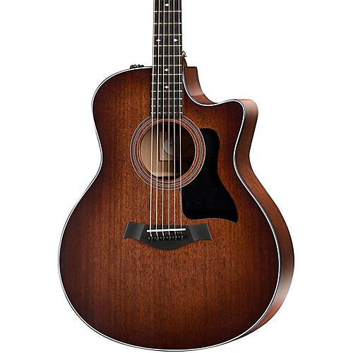 Taylor 300 Series 326ce-SEB Grand Symphony Acoustic-Electric Guitar thumbnail