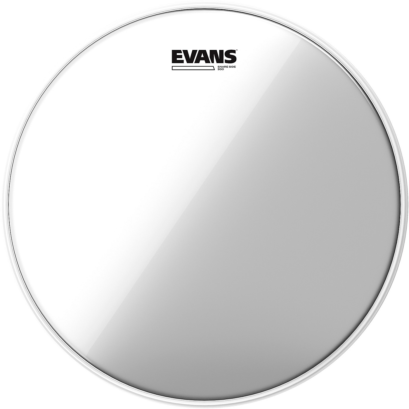 Evans 300 Snare Side Drum Head thumbnail