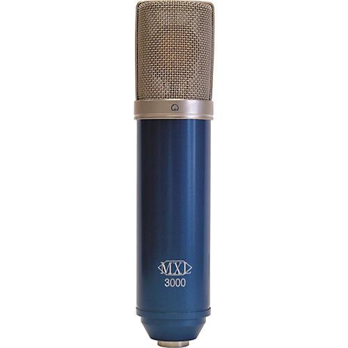 MXL 3000 Large-Diaphragm Condenser Microphone thumbnail