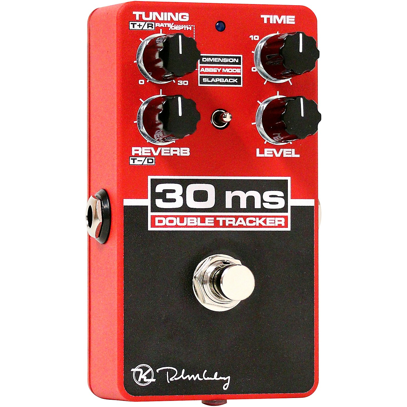 Keeley 30ms Automatic Double Tracker Effects Pedal thumbnail