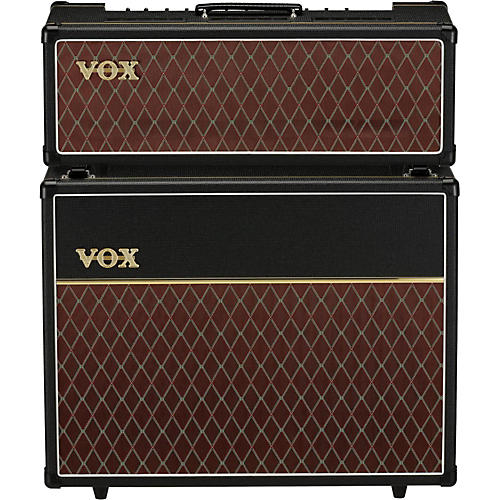 Vox 30w Custom Tube Guitar Amp Head with 2x12 Cabinet thumbnail