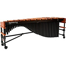 Marimba One 3100 #9306 A442 Marimba with Premium Keyboard and Basso Bravo Resonators