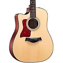 Taylor 310ce-L Sapele/Spruce Dreadnought Left-Handed Acoustic-Electric Guitar