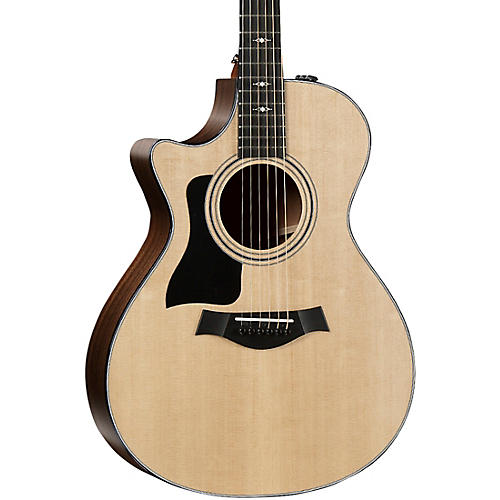 Taylor 312ce V-Class Grand Concert Left-Handed Acoustic-Electric Guitar thumbnail