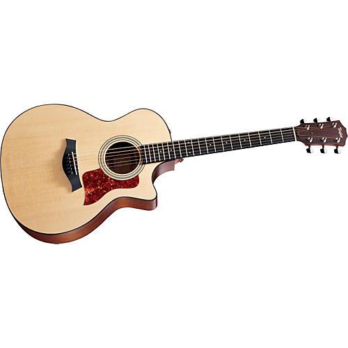 Taylor 314ce-L Sapele/Spruce Grand Auditorium Left-Handed Acoustic-Electric Guitar thumbnail