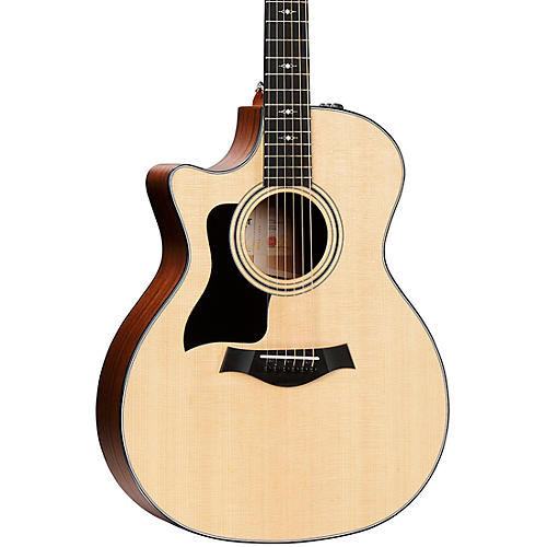 Taylor 314ce-LH V-Class Grand Auditorium Left-Handed Acoustic-Electric Guitar thumbnail
