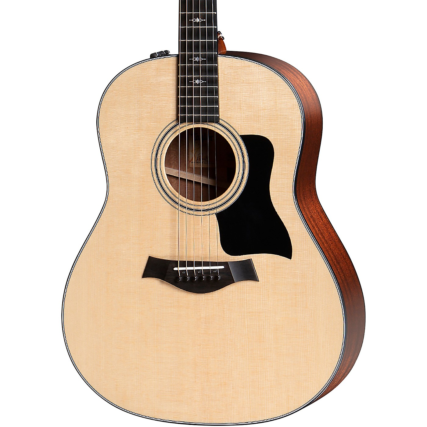Taylor 317e Grand Pacific Dreadnought Acoustic-Electric Guitar thumbnail