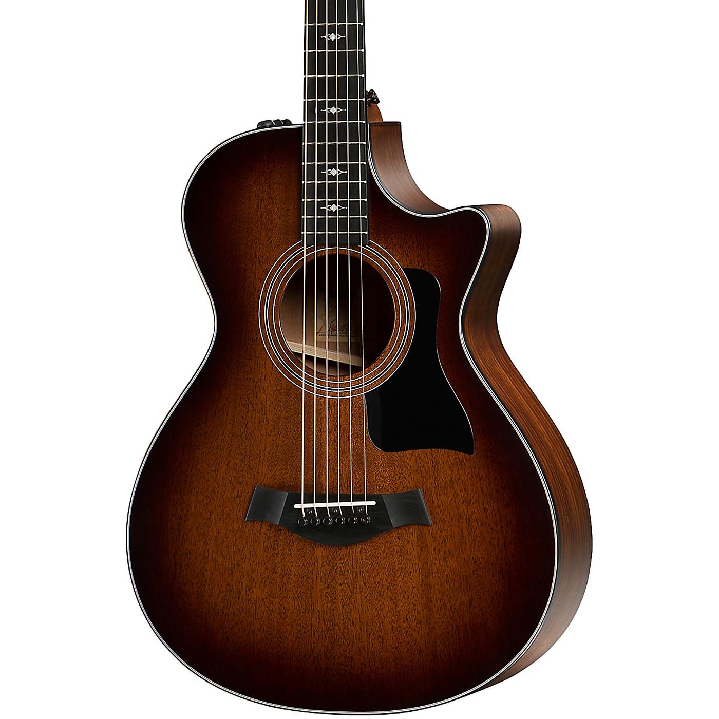 Taylor 322ce 12-Fret V-Class Grand Concert Acoustic-Electric Guitar thumbnail