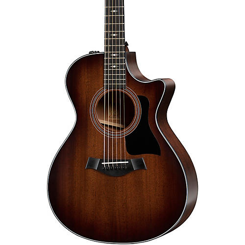Taylor 322ce V-Class Grand Concert Acoustic-Electric Guitar thumbnail