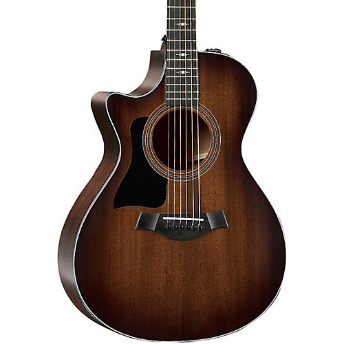 Taylor 322ce V-Class Grand Concert Left-Handed Acoustic-Electric Guitar thumbnail