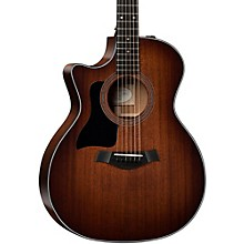 Taylor 324ce-LH Grand Auditorium Left-Handed Acoustic-Electric Guitar