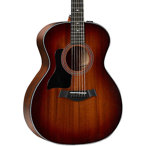 Taylor 324e V-Class Grand Auditorium Left-Handed Acoustic-Electric Guitar thumbnail