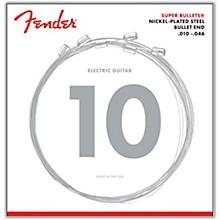 Fender 3250R Nickel-Plated Steel Bullet-End Electric Guitar Strings -