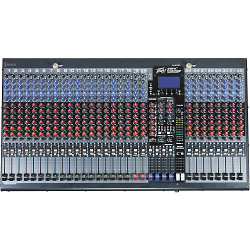 Peavey 32FX 32-Channel Mixer With Effects thumbnail