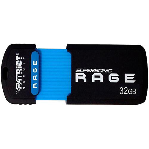 Patriot 32GB Supersonic Rage XT USB 3.0 Flash Drive thumbnail