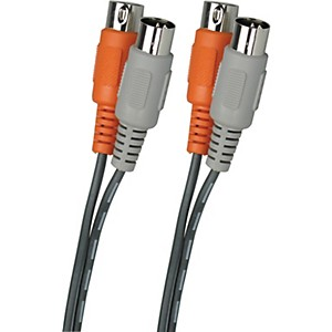 Livewire Dual MIDI Cable 2 Meters