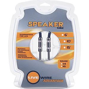 Livewire 16-Gauge Speaker Cable 5 ft.