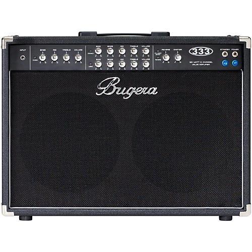 Bugera 333-212 120W 2x12 Tube Guitar Combo Amp thumbnail