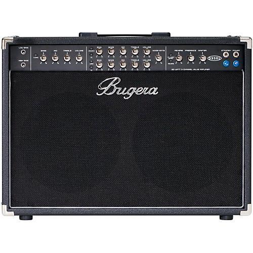 Bugera 333XL-212 120W 2x12 Tube Guitar Combo Amp thumbnail