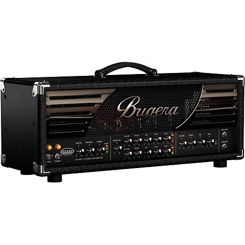 Bugera 333XL Infinium 120W Tube Guitar Amplifier Head thumbnail