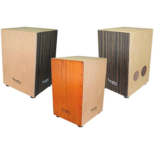 Tycoon Percussion 35 Series Triple-Play Cajon thumbnail