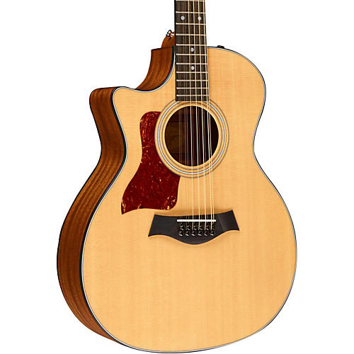 Taylor 354-CE 12-String Grand Auditorium Cutaway Left-Handed Acoustic-Electric Guitar thumbnail