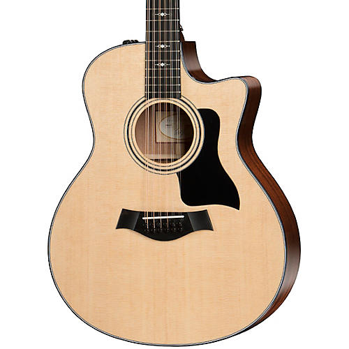 Taylor 356ce Grand Symphony 12-String Acoustic-Electric Guitar thumbnail