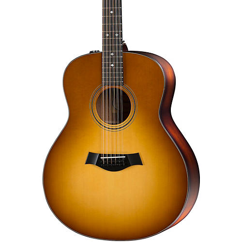 Taylor 358e Limited Edition 12-String Grand Orchestra Acoustic-Electric Guitar thumbnail