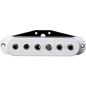 DiMarzio DP175S True Velvet Single Coil Middle Electric Guitar Pickup White