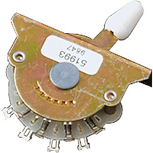 Fender American Standard Strat 5-Way Pickup Selector Switch