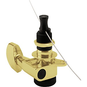 D'Addario Planet Waves Auto Trim Tuning Machines 6 In-Line Gold